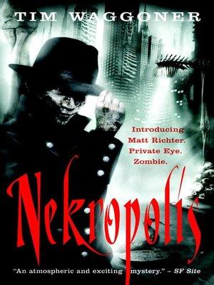 cover image of Nekropolis
