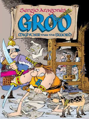 cover image of Sergio Aragones' Groo