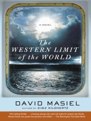 cover image of The Western Limit of the World