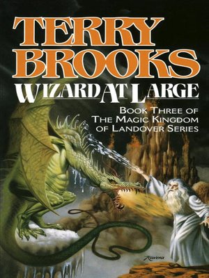 cover image of Wizard at Large