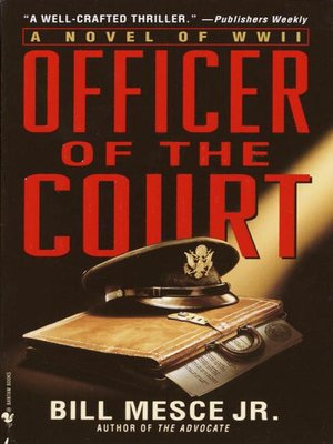 cover image of Officer of the Court