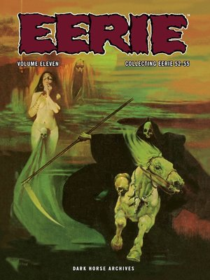 cover image of Eerie Archives, Volume 11