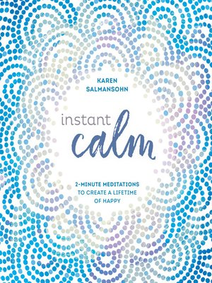 cover image of Instant Calm