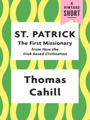 cover image of St. Patrick