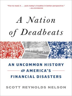 cover image of A Nation of Deadbeats
