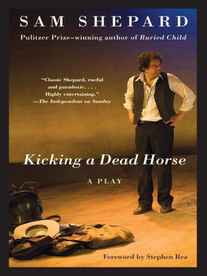 cover image of Kicking a Dead Horse