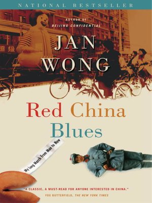 cover image of Red China Blues