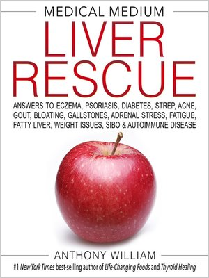 cover image of Medical Medium Liver Rescue