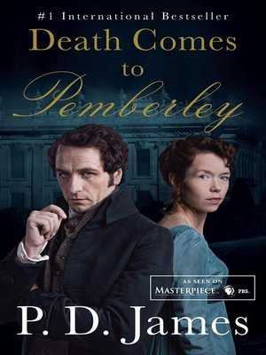 cover image of Death Comes to Pemberley