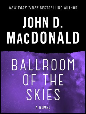 cover image of Ballroom of the Skies