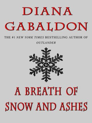 cover image of A Breath of Snow and Ashes