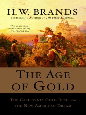 cover image of The Age of Gold