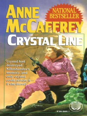 cover image of Crystal Line