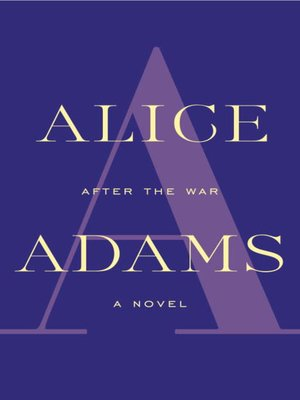 cover image of After the War