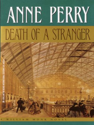 cover image of Death of a Stranger
