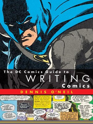 cover image of The DC Comics Guide to Writing Comics