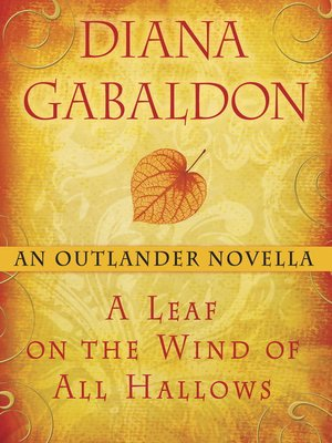 cover image of A Leaf on the Wind of All Hallows