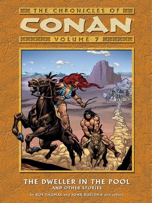cover image of Chronicles of Conan, Volume 7