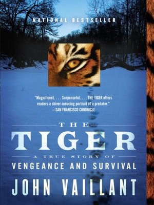 cover image of The Tiger