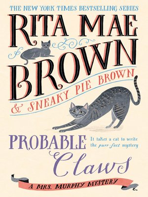 cover image of Probable Claws