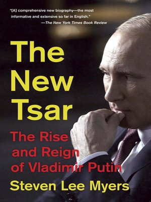 cover image of The New Tsar