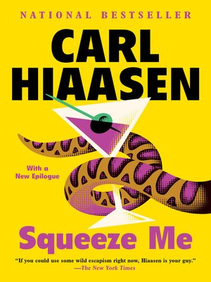 cover image of Squeeze Me