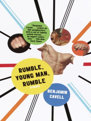 cover image of Rumble, Young Man, Rumble