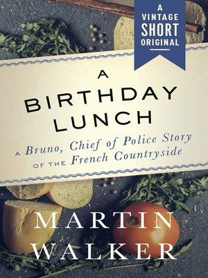 cover image of A Birthday Lunch