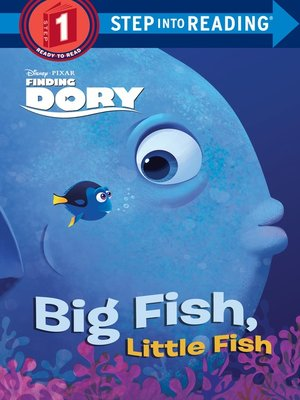 cover image of Big Fish, Little Fish