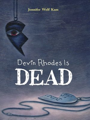 cover image of Devin Rhodes is Dead