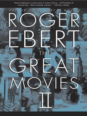 cover image of The Great Movies II