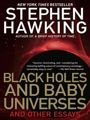 stephen hawking black holes and baby universes pdf free download