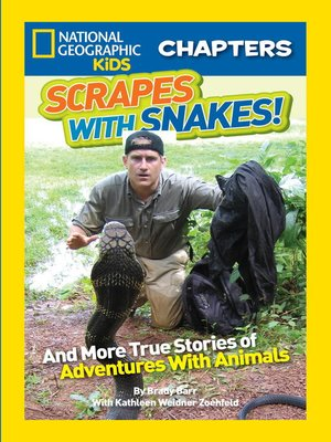 cover image of Scrapes with Snakes