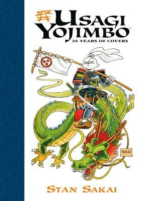 cover image of Usagi Yojimbo: 35 Years of Covers