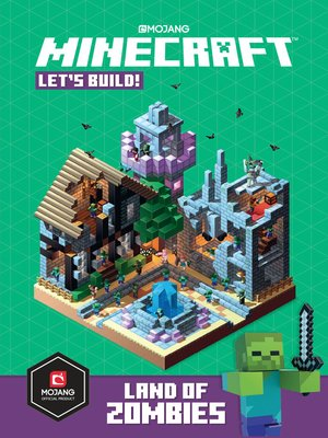 cover image of Let's Build! Land of Zombies