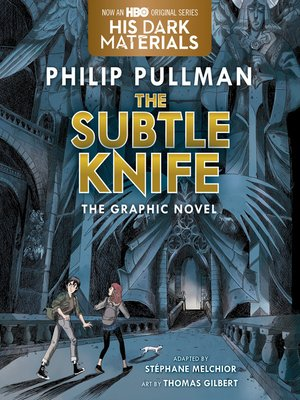 cover image of The Subtle Knife Graphic Novel
