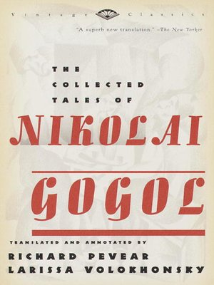 cover image of The Collected Tales of Nikolai Gogol