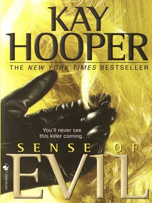 cover image of Sense of Evil