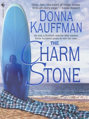 cover image of The Charm Stone