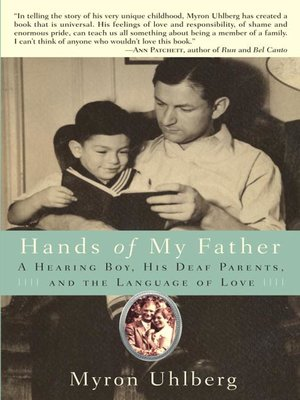 cover image of Hands of My Father