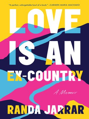 cover image of Love Is an Ex-Country