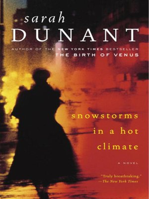 cover image of Snowstorms in a Hot Climate