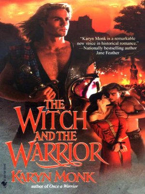 cover image of The Witch and The Warrior