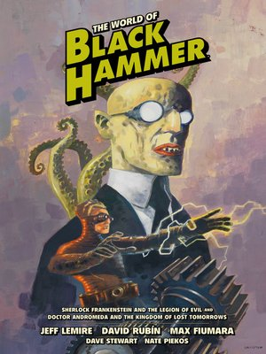 cover image of The World of Black Hammer Library Edition Volume 1