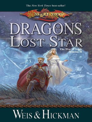 cover image of Dragons of a Lost Star