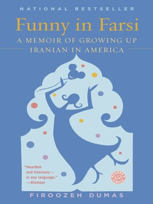 cover image of Funny in Farsi