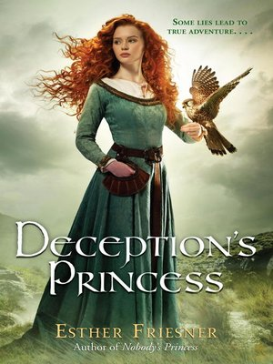 cover image of Deception's Princess
