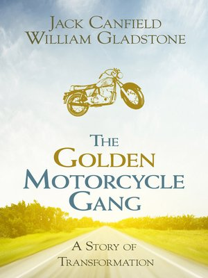 cover image of The Golden Motorcycle Gang