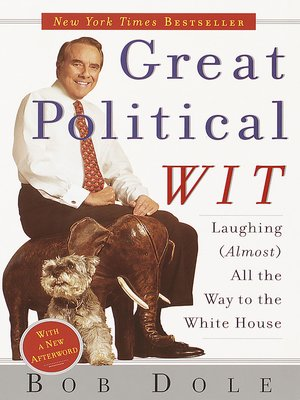 cover image of Great Political Wit