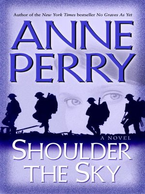 cover image of Shoulder the Sky
